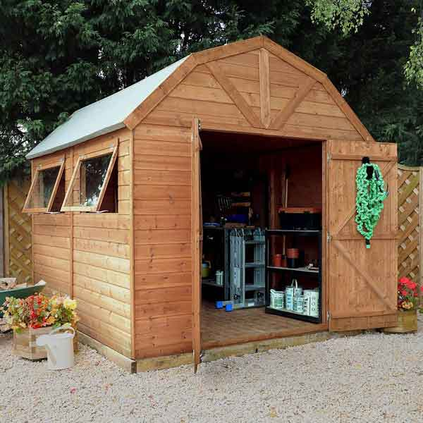 garden sheds 10 x 3